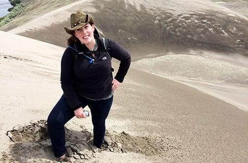 Photo of Briony Horgan